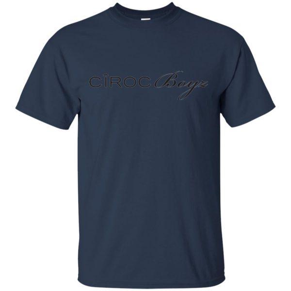 ciroc boyz ts t shirt - navy blue