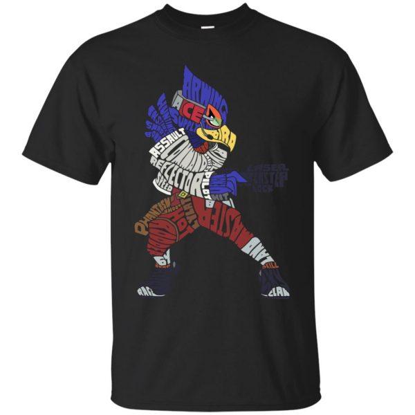 that ain't falco shirt - black