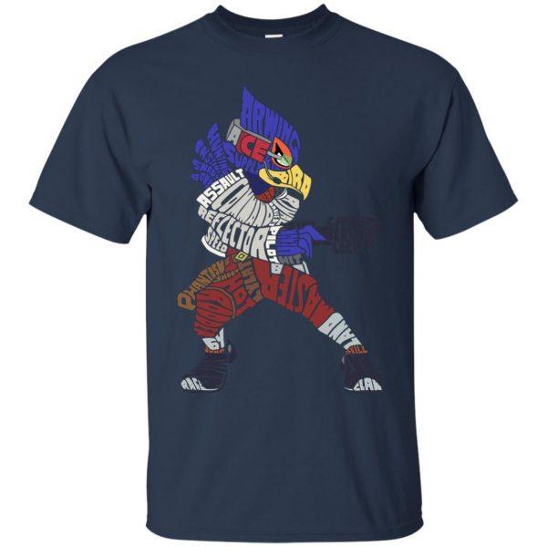 that ain't falco t shirt - navy blue