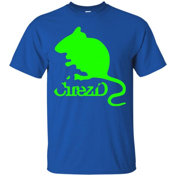 cirez d t shirt - royal blue