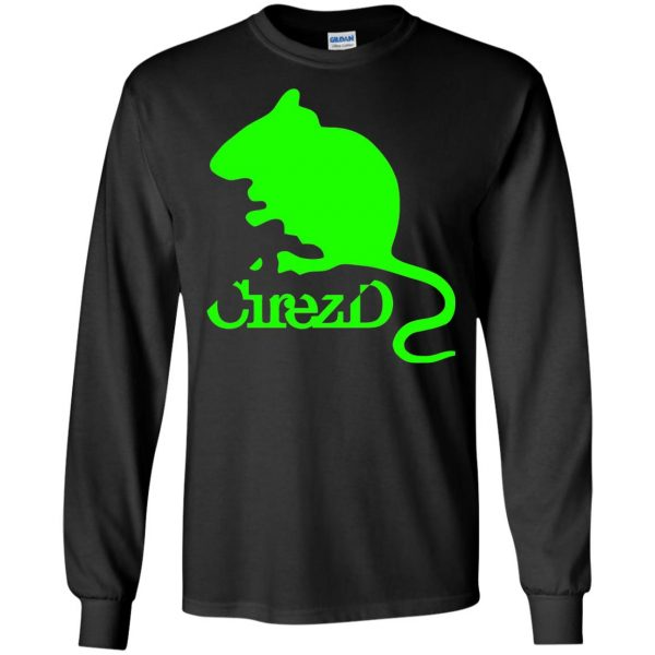 cirez d long sleeve - black