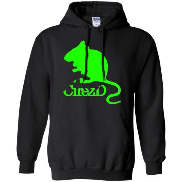 cirez d hoodie - black