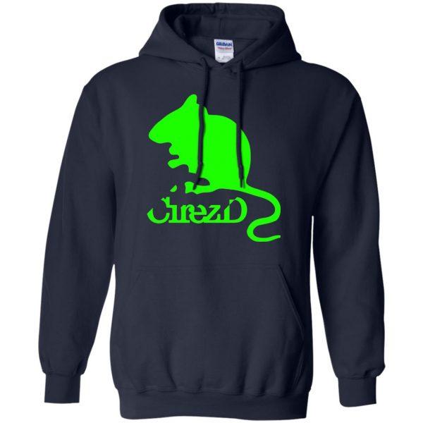 cirez d hoodie - navy blue