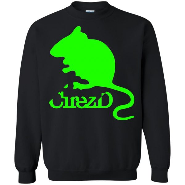 cirez d sweatshirt - black
