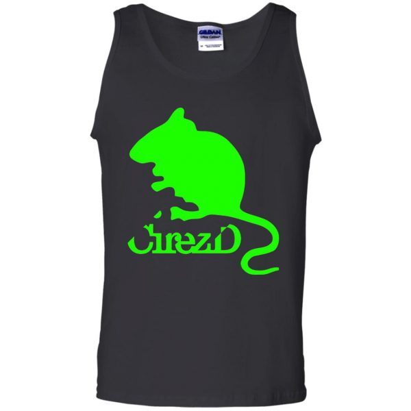 cirez d tank top - black