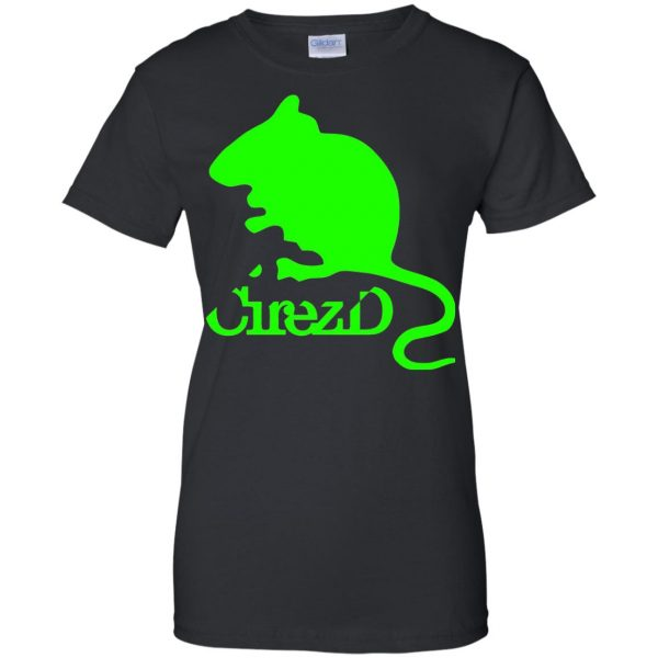 cirez d womens t shirt - lady t shirt - black