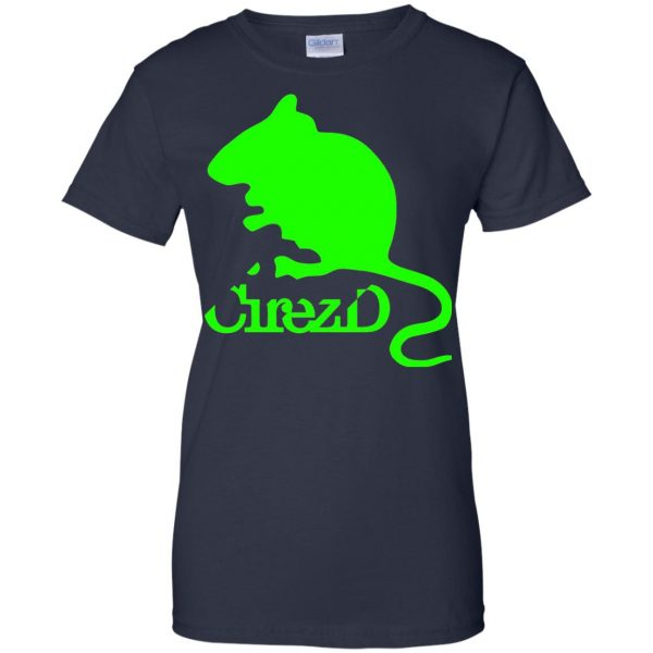 cirez d womens t shirt - lady t shirt - navy blue