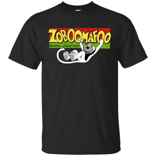 zoboomafoo shirt - black