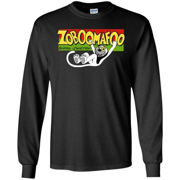 zoboomafoo long sleeve - black
