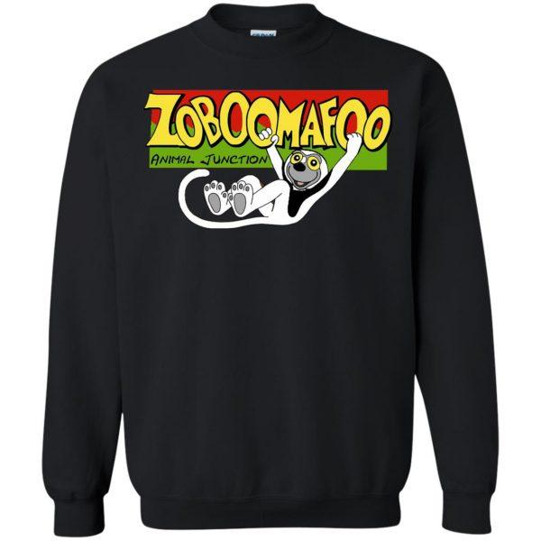 zoboomafoo sweatshirt - black