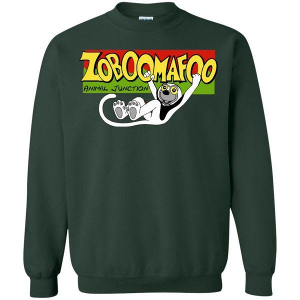 zoboomafoo sweatshirt - forest green