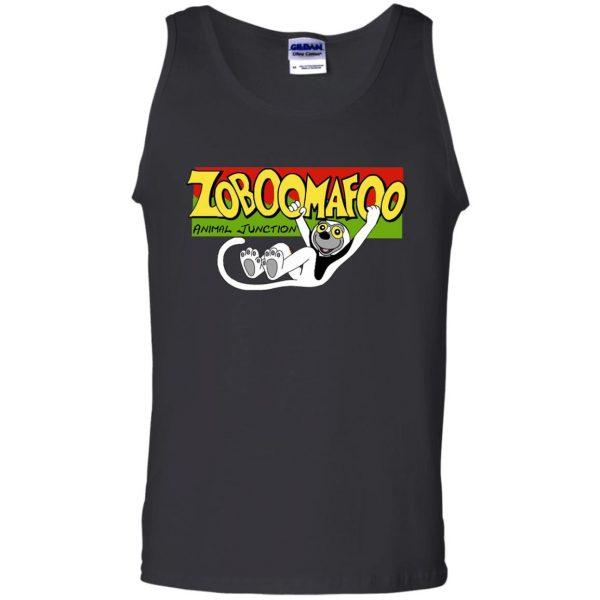 zoboomafoo tank top - black