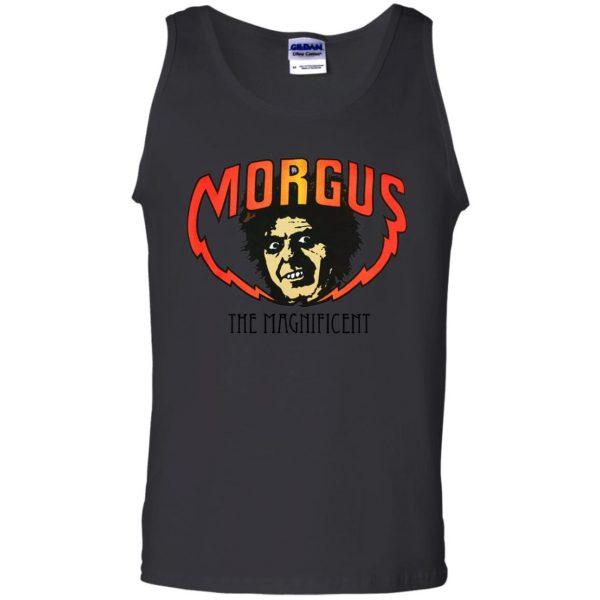 morgus the magnificent tank top - black