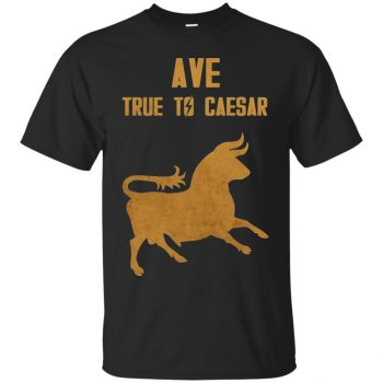 ave true to caesar shirt - black
