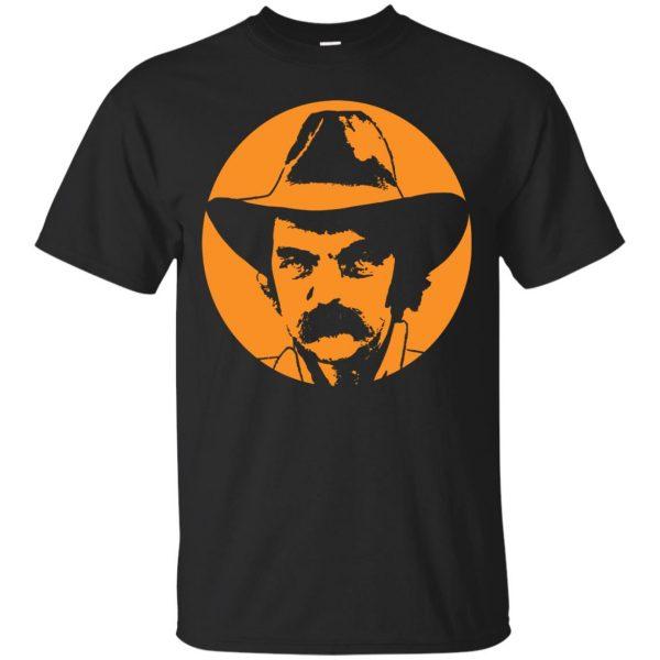 blaze foley t shirt - black