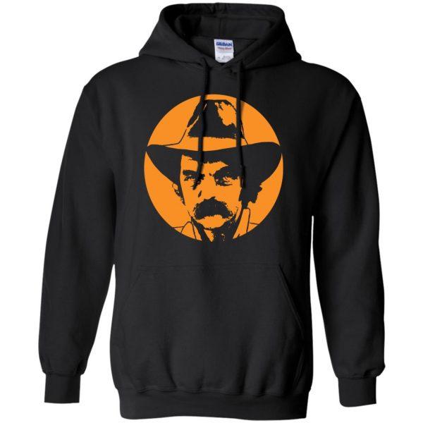 blaze foley hoodie - black