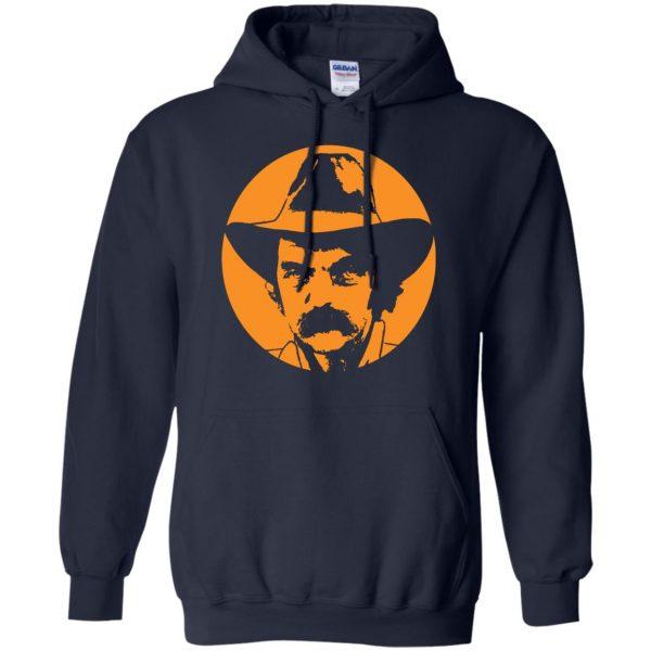 blaze foley hoodie - navy blue