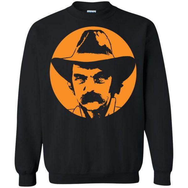 blaze foley sweatshirt - black