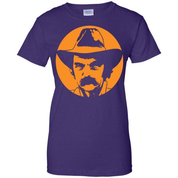 blaze foley womens t shirt - lady t shirt - purple