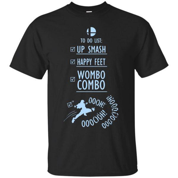 wombo combo shirt - black