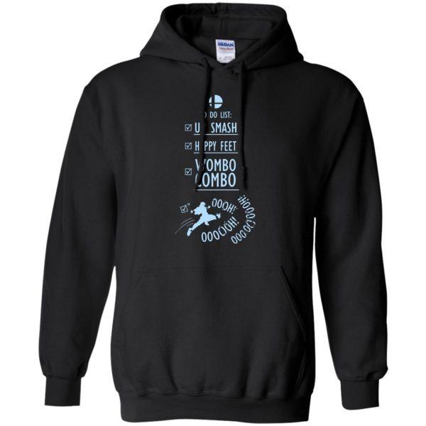 wombo combo hoodie - black