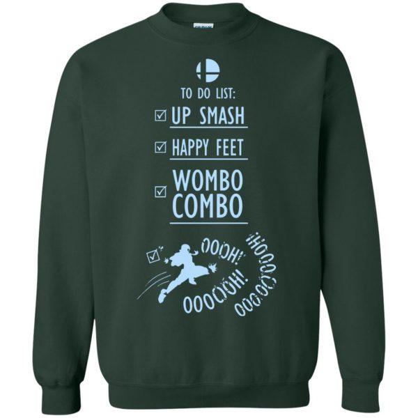 wombo combo sweatshirt - forest green