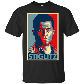hugo stiglitz t shirt - black