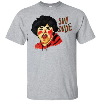 sah dude shirt - sport grey