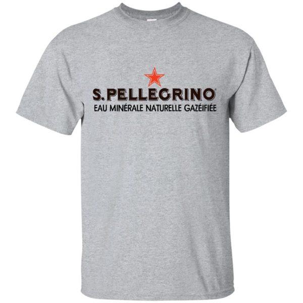 san pellegrino shirt - sport grey