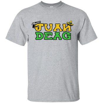juan deag shirt - sport grey