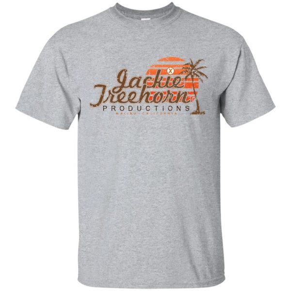 jackie treehorn t shirt - sport grey