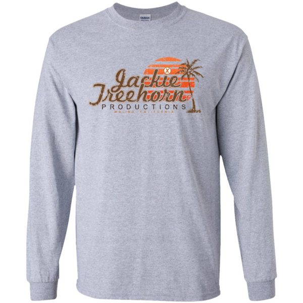 jackie treehorn long sleeve - sport grey