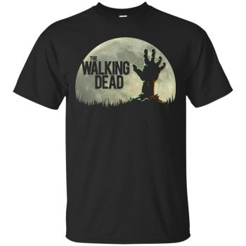 The Walking Dead T-shirt - black