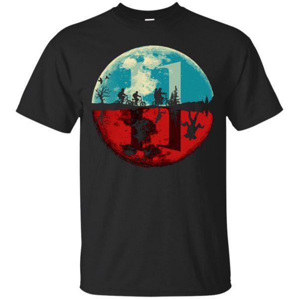 Stranger Moon T-shirt - black