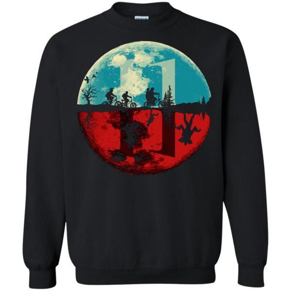 Stranger Moon sweatshirt - black