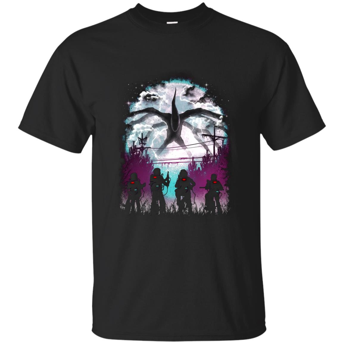 Demogorgon T-shirt - black