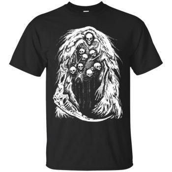 gravelord nito shirt - black