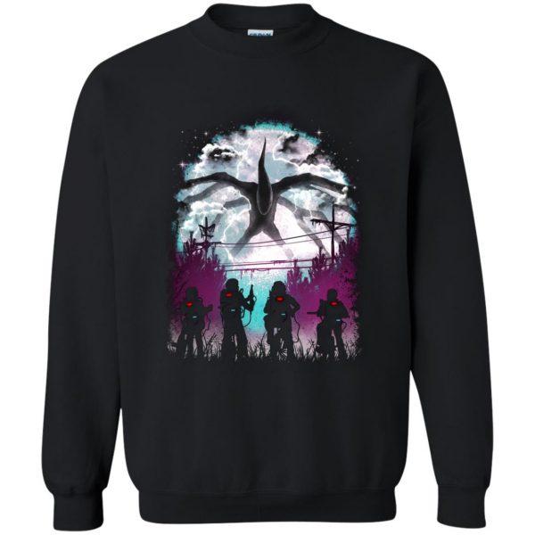 Demogorgon sweatshirt - black