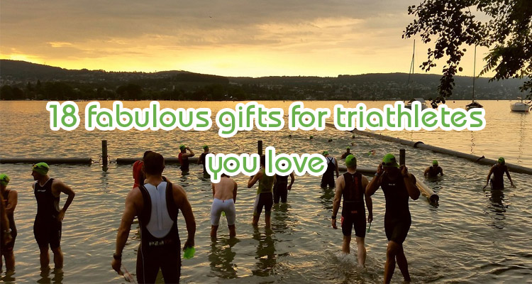 fabulous gifts for triathletes you love