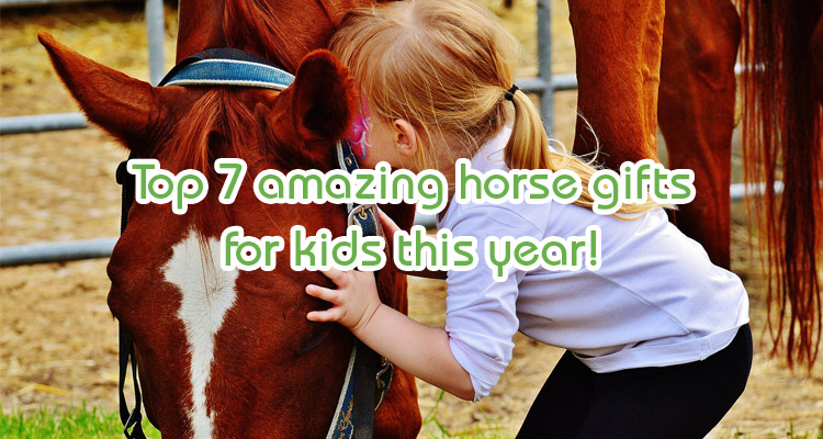 horse gifts for kids