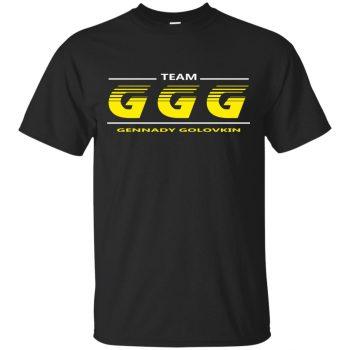 triple g shirt - black