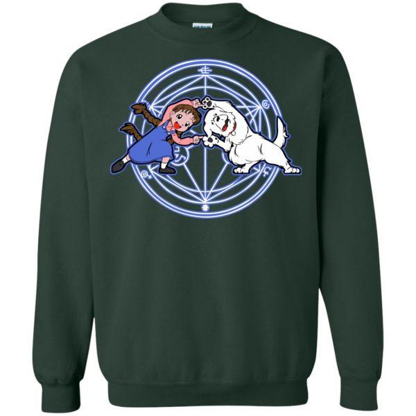 Fullmetal Alchemist Fusion Shirt - 10% Off - FavorMerch