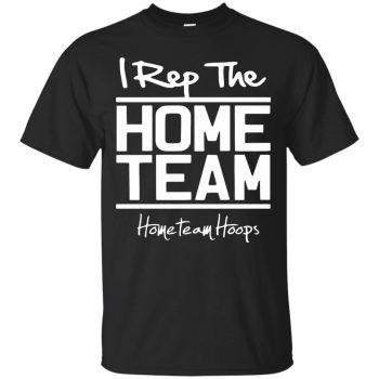 home team hoops shirt - black