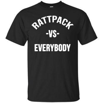 rattpack shirt - black