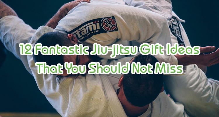 jiu jitsu gift ideas