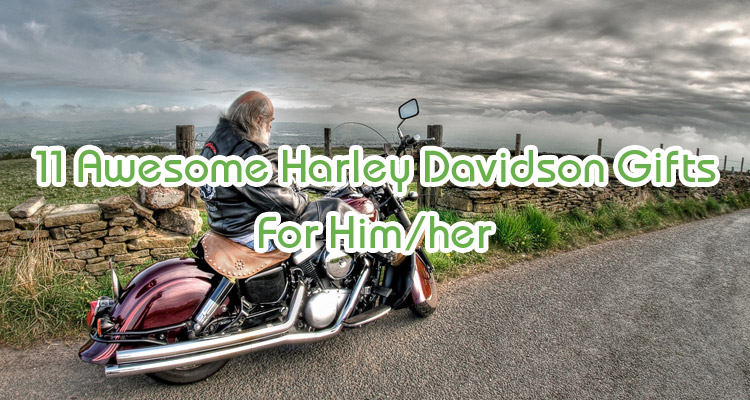 harley davidson gifts for him