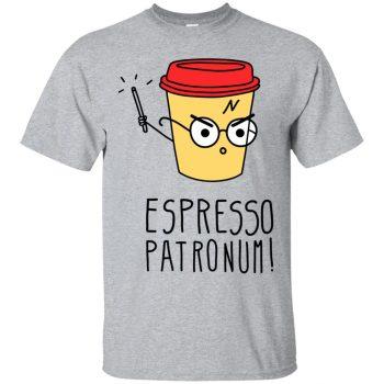 espresso patronum shirt - sport grey