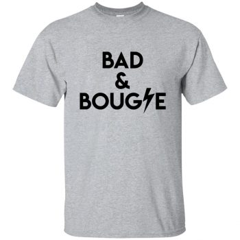 bougie t shirt - sport grey