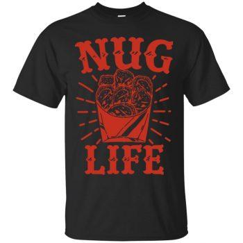 nuglife shirt - black