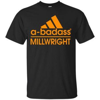 millwright hoodie - black
